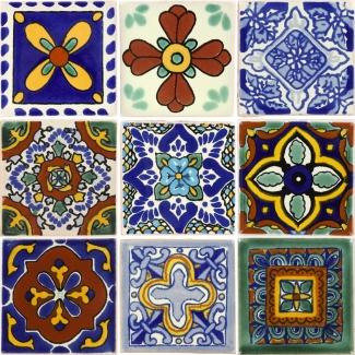 2 x 2 ceramic tile