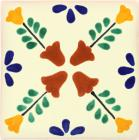 Arrow Talavera Mexican Tile