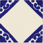 Field Diamond Talavera Mexican Tile