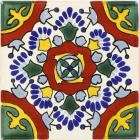 Valle Talavera Mexican Tile