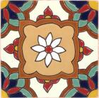 Jazmin 1 Santa Barbara Ceramic Tile