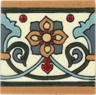 Napa 1 Border  Santa Barbara Ceramic Tile