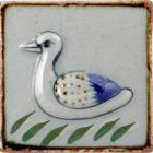 Duck Tenampa Ceramic Tile