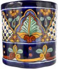60247-ceramic-talavera-mexican-hand-painted-wastebaskets-1