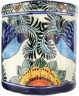 60248-ceramic-talavera-mexican-hand-painted-wastebaskets-1