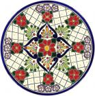 60443-ceramic-talavera-mexican-hand-painted-plates-1