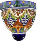 60546-ceramic-talavera-mexican-hand-painted-wallplanters-1