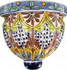 60576-ceramic-talavera-mexican-hand-painted-wallplanters-1