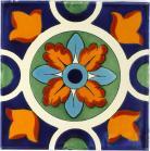 Alcora Terra Nova Hand Painted Floor Tile
