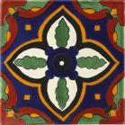 Livorno Terra Nova Hand Painted Floor Tile