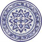 PT009-puebla-classic-ceramic-hand-painted-plates-1
