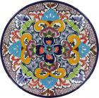 PT011-puebla-classic-ceramic-hand-painted-plates-1