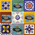 x4001-1-talavera-ceramic-mexican-decorative-tile-set-1