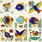x4002-talavera-ceramic-mexican-decorative-tile-set-1