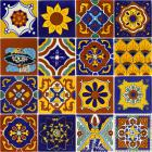 x6013-1-talavera-ceramic-mexican-decorative-tile-set-1