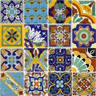 x6016-1-talavera-ceramic-mexican-decorative-tile-set-1