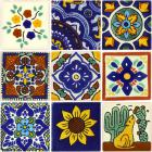 x6035-talavera-ceramic-mexican-decorative-tile-set-1