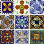 x6038-talavera-ceramic-mexican-decorative-tile-set-1