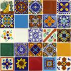 x6043-talavera-ceramic-mexican-decorative-tile-set-1