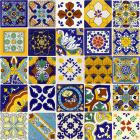 x6053-1-talavera-ceramic-mexican-decorative-tile-set-1