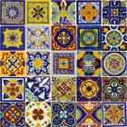 x6061-1-talavera-ceramic-mexican-decorative-tile-set-1