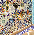 Tile by Tierra y Fuego: Ceramic Tile, Floor Tile, Talavera Mexican